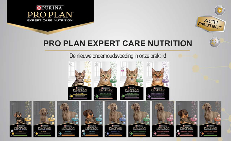 purina pro plan expert care
